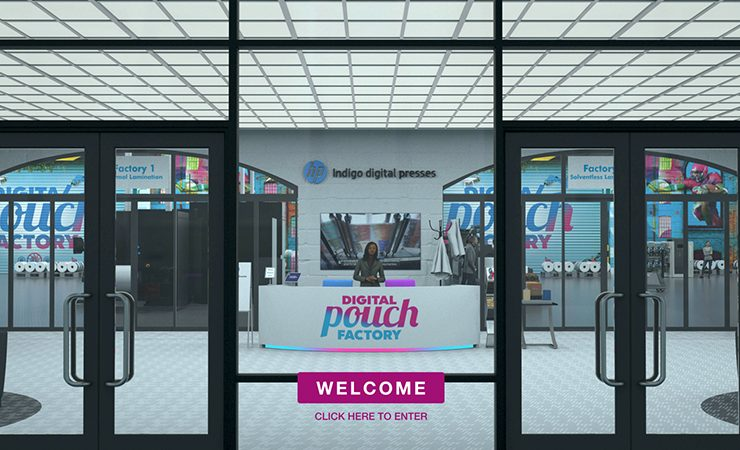 Digital Pouch Factory to open at Printing Expo