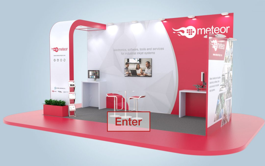 Meteor launches new virtual stand