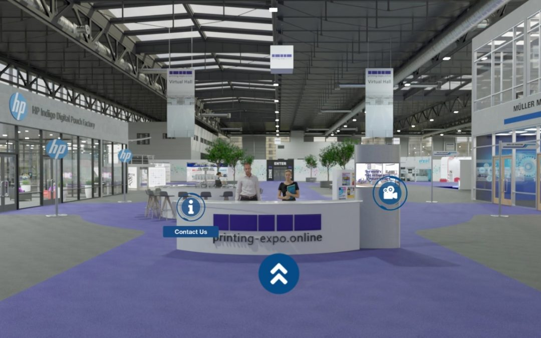 Printing Expo virtual Exhibition goes live